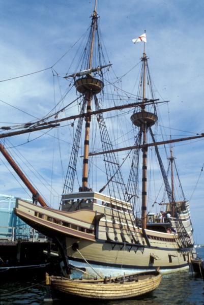 Mayflower II 7075