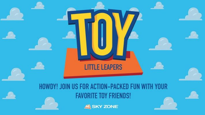TOY LITTLE LEAPERS